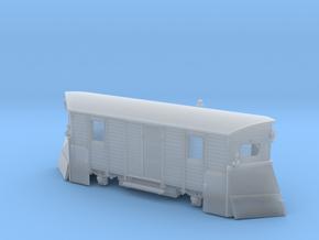 Schmalspur Schneepflug Spur Nm in Smooth Fine Detail Plastic