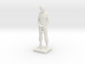 Printle V Homme 657 - 1/72 in White Natural Versatile Plastic