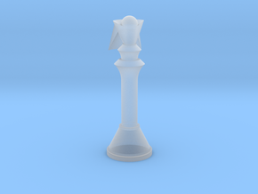 1/1 Code Geass Chess Piece Queen in Smooth Fine Detail Plastic