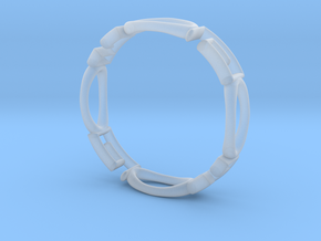 Shapes  R-001 in Smoothest Fine Detail Plastic