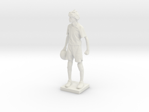 Printle C Homme 723 - 1/24 in White Natural Versatile Plastic