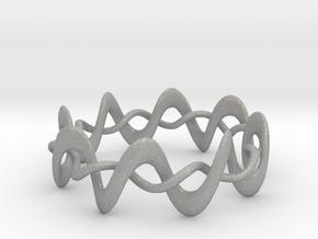 DMT Wrap Ring in Aluminum