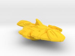 Ansata Heta II Cruiser - 1:7000 in Yellow Strong & Flexible Polished