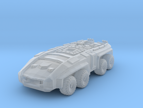Futuristic APC Miniature in Frosted Ultra Detail