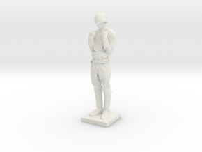 Printle C Homme 712 - 1/24 in White Strong & Flexible