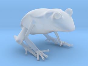 Wilds of Organica - Frog in Smooth Fine Detail Plastic