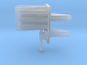 1/35 DKM Schnorkel Support in Smooth Fine Detail Plastic