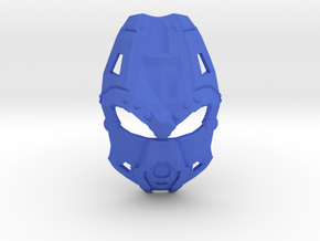 Mask Of Intangibility - Empire Edition in Blue Processed Versatile Plastic
