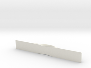Page Holder- Sarah (1) in White Natural Versatile Plastic