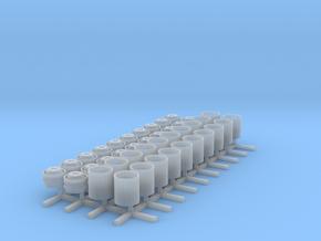 10xSatz Sprinter Felgen 18 Loch in Smooth Fine Detail Plastic