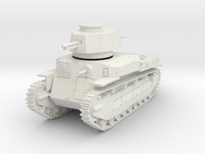 PV24 Type 89B Medium Tank (1/48) in White Natural Versatile Plastic