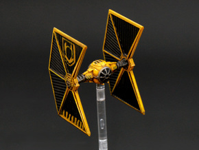 Mining Guild TIE variant 1/270 in Smoothest Fine Detail Plastic