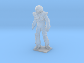 1/48 Macross Pilot in Space Suit in Smooth Fine Detail Plastic