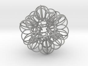Annular Fractal Sphere in Aluminum