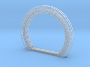 DeAgo Falcon Hold Starboard Corridor Entrance Ring in Smooth Fine Detail Plastic