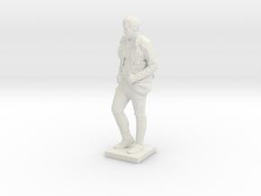 Printle C Homme 677 - 1/24 in White Natural Versatile Plastic