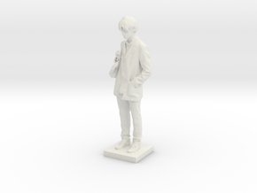 Printle C Homme 668 - 1/24 in White Strong & Flexible