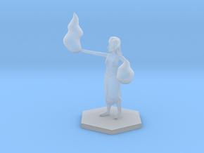 DnD Mini: Quinlan in Smoothest Fine Detail Plastic