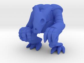 Necromech in Blue Processed Versatile Plastic