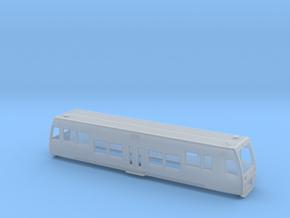 BR 672 TT [body] in Smooth Fine Detail Plastic