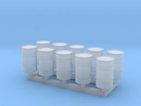 TJ-Z2013x10 - Futs 113l ouverture totale in Smoothest Fine Detail Plastic