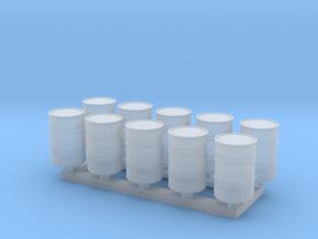 TJ-Z2014x10 - Futs 223l ouverture totale in Smoothest Fine Detail Plastic