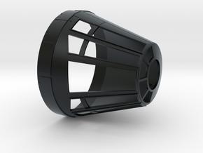 YT1300 HSBRO CABIN CONE LONG in Black Hi-Def Acrylate