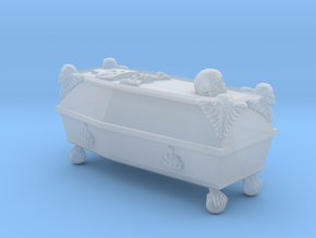 Imperial COFFIN 28mm RPG prop  in Frosted Ultra Detail