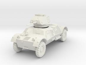 PV117A Pansarbil m/39 Lynx (28mm) in White Natural Versatile Plastic