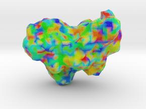 Bovine Prion Protein in Full Color Sandstone