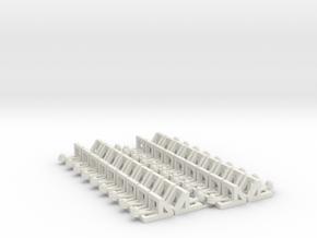 Catapult x 36 in White Natural Versatile Plastic