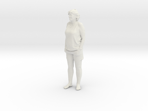 Printle C Femme 317 - 1/32 - wob in White Strong & Flexible
