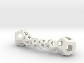 Quintessence spare inner 6 in White Natural Versatile Plastic