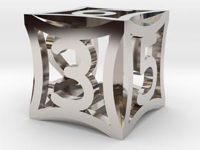 Thrive D6 - 16mm die in Platinum