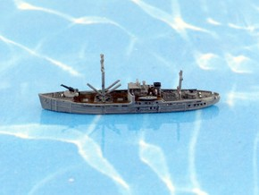 IJN Kinesaki Class Food Supply Ship 1/1250 in Smooth Fine Detail Plastic