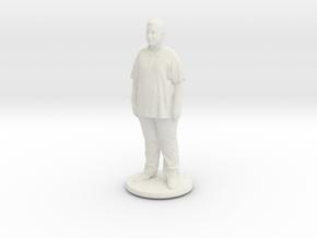 Printle C Homme 467 - 1/87 in White Natural Versatile Plastic