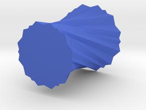 Flow Vase in Blue Strong & Flexible Polished