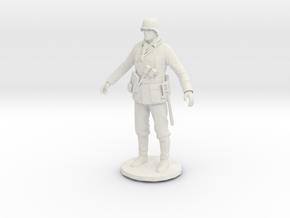 Printle V Homme 453 - 1/87 in White Natural Versatile Plastic