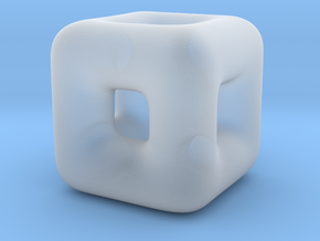 DRAW geo - cube in Frosted Ultra Detail