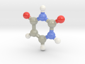 Uracil (U) in Coated Full Color Sandstone