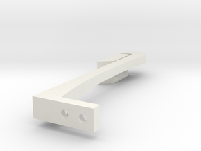 Child Proof Drawer Lock in White Natural Versatile Plastic