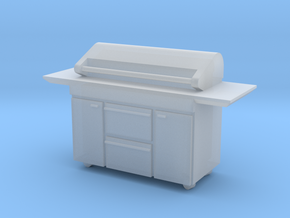 1:64 Barbecue BBQ in Frosted Ultra Detail
