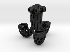 TriWire in Matte Black Porcelain