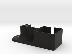 Oculus CV1 Sensor Mount (Fits 30X30mm AluProfile) in Black Natural Versatile Plastic
