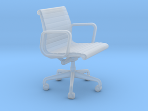 Chair, Eames Group Management Hi (Space 1999) 1/30 in Smooth Fine Detail Plastic