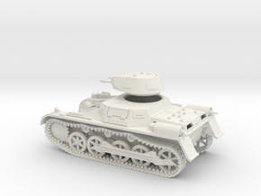 VBA Panzer I Ausf. A Sd.Kfz 101 in White Natural Versatile Plastic