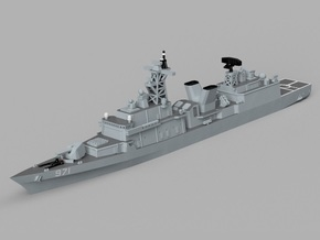 1/1800 ROKS Gwanggaeto The Great in Smooth Fine Detail Plastic