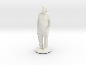 Printle C Homme 404 - 1/64 in White Natural Versatile Plastic