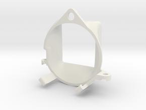 BuffaloWing-DC NoctuaDuctV1.1 in White Natural Versatile Plastic
