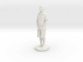 Printle C Homme 388 - 1/48 in White Natural Versatile Plastic